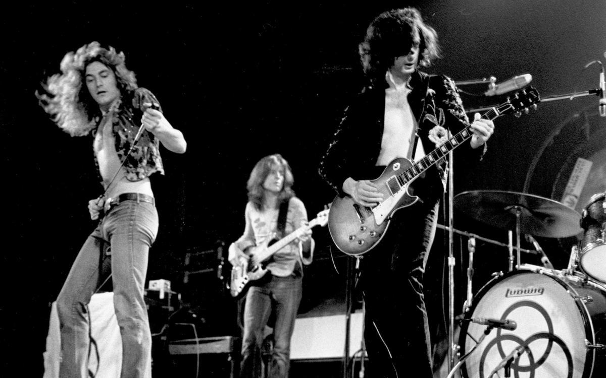 Riff van de maand: Led Zeppelin - Black Dog