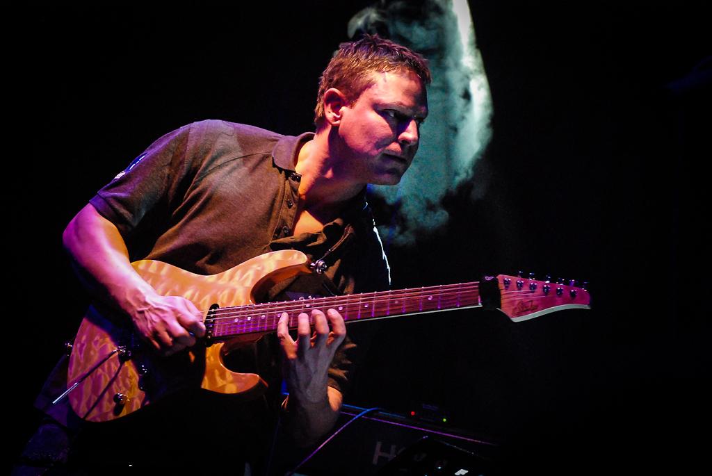 Richard Hallebeek - Gitarist van het jaar Benelux - Gitarist Poll Awards 2021