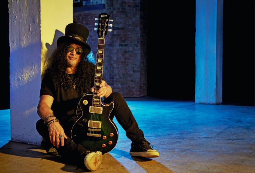 Slash - Gitarist van het jaar Wereld - Gitarist Poll Awards 2021