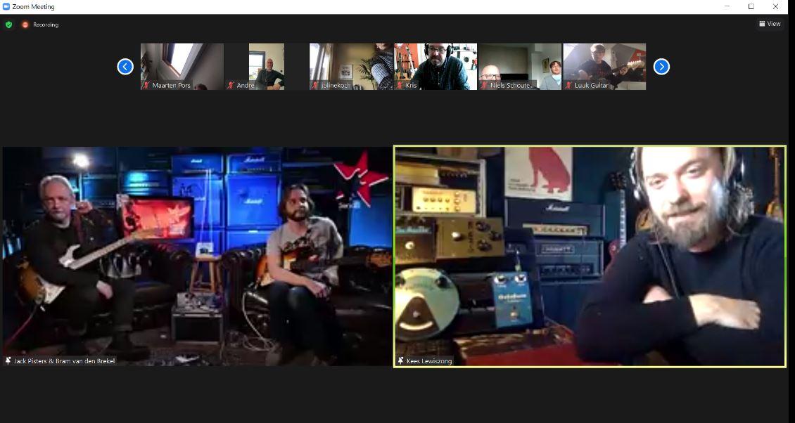 Nu live: zoom-event De legacy van Jimi Hendrix