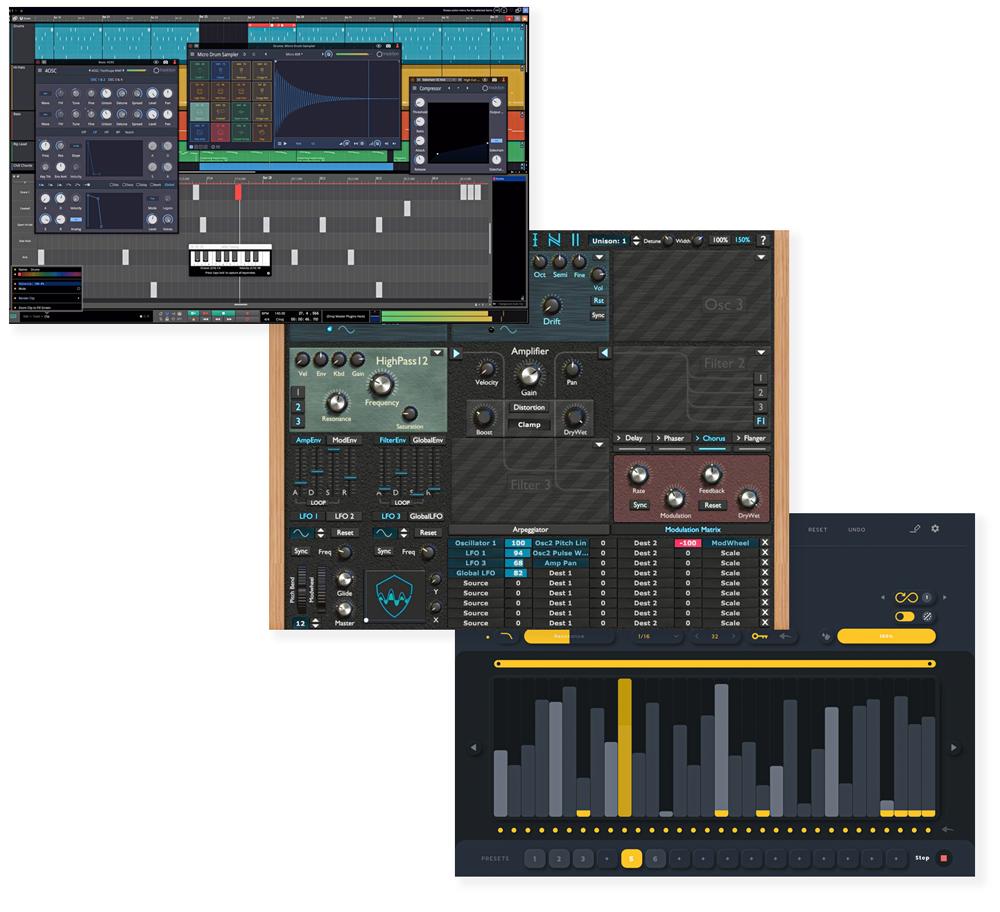 Download nieuwe freeware! Waveform Free 2021, Odin 2, Filterstep