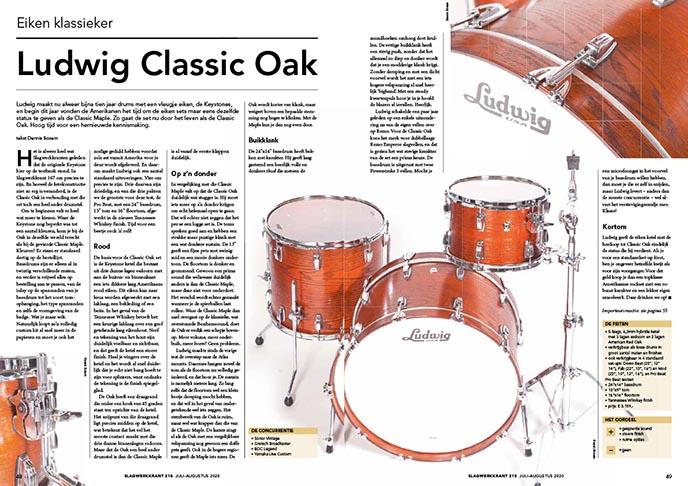 Ludwig Classic Oak