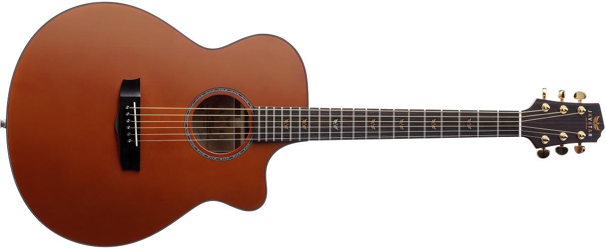 Akoestische gitaren van Javatar