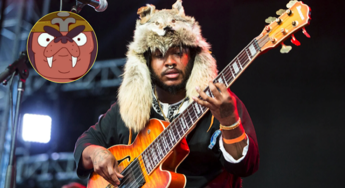 Thundercat interview met veel video