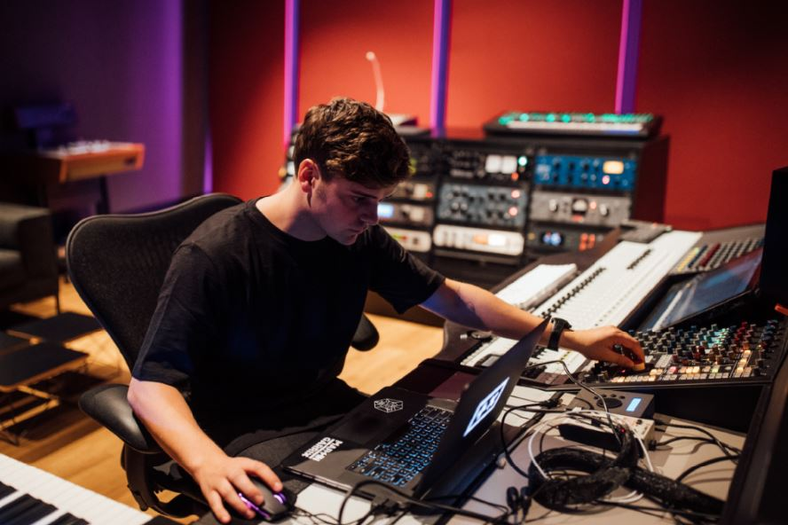 Het Martin Garrix Interface interview