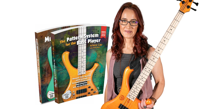 Ariane Cap The Pattern System for the Bassplayer