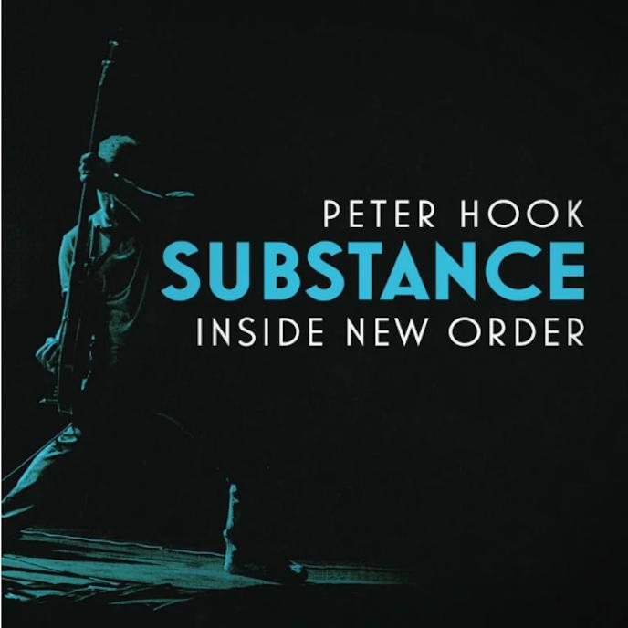 Peter Hook Substance: Inside New Order Audioboek