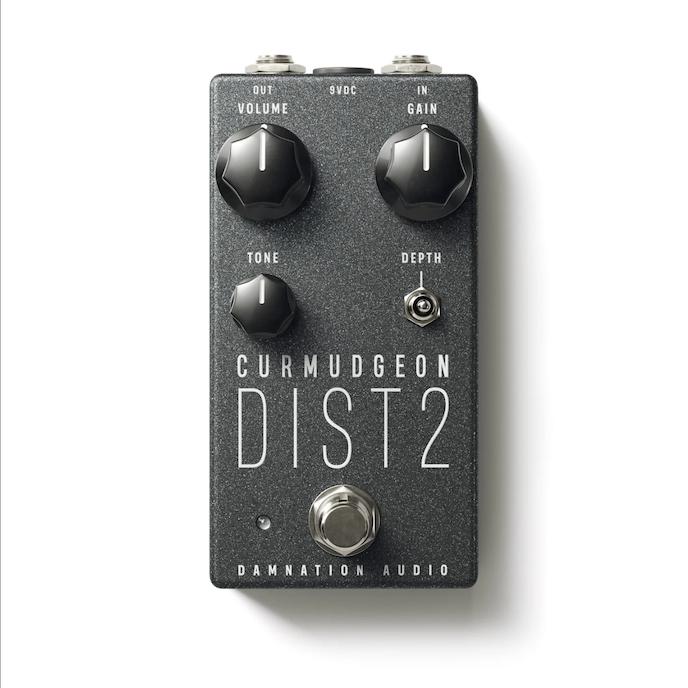 Damnation Audio Curmudgeon 2 Bass Amp Distortion