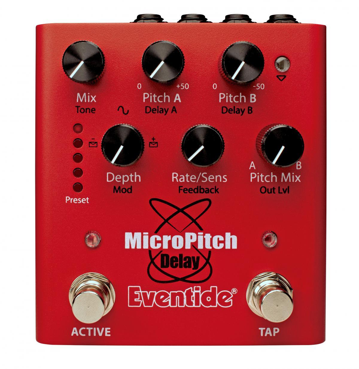 Eventide Audio Micropitch Delay