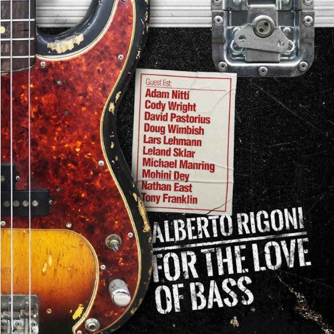 Alberto Rigoni's For The Love Of Bass