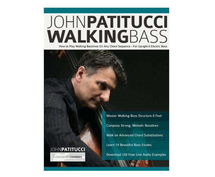 John Patitucci Walking Bass