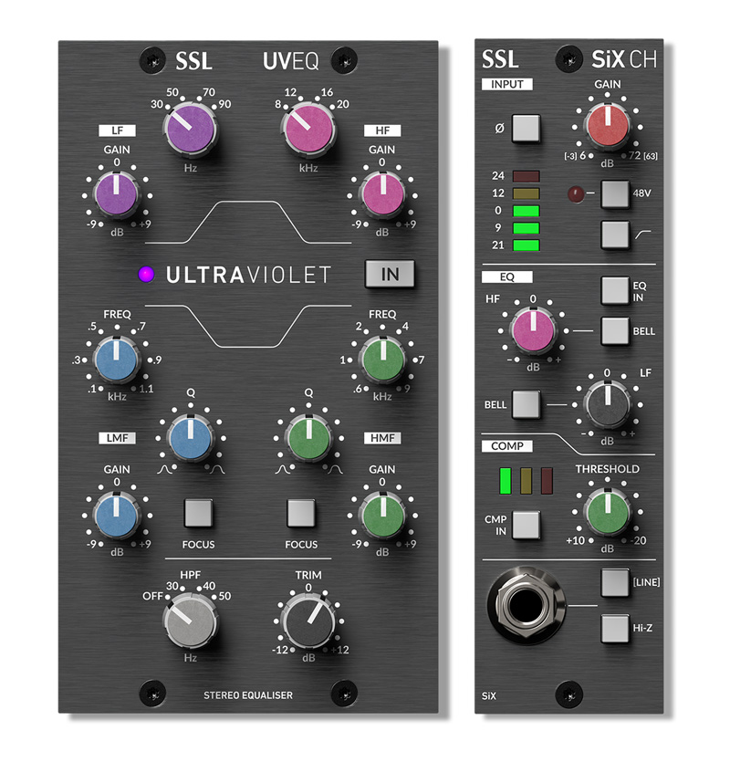 SSL UV EQ en SiX CH