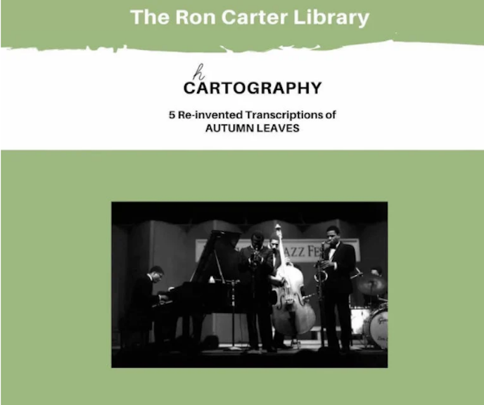 Ron Carter Chartography