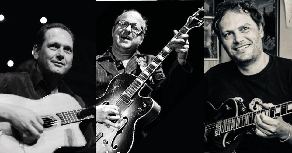 Flux Popschool Masterclass met Rosenberg, Goudsmit en Hoeke