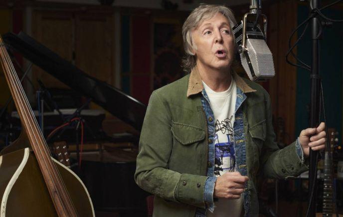 Release van de Week: Paul McCartney - III Imagined