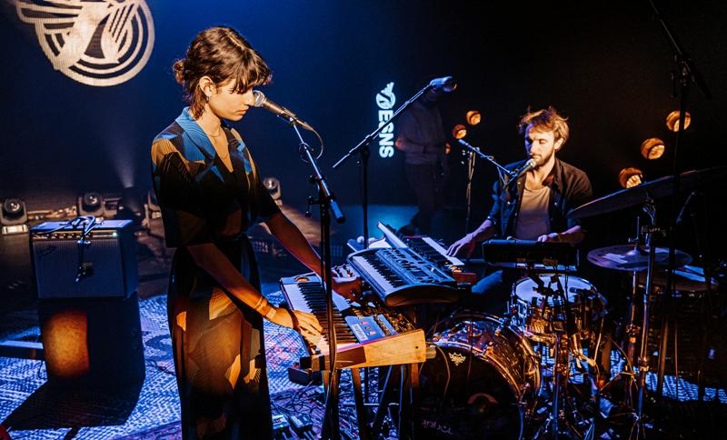 Joost Wesseling - Het nieuwe drummen bij Luwten en Luka