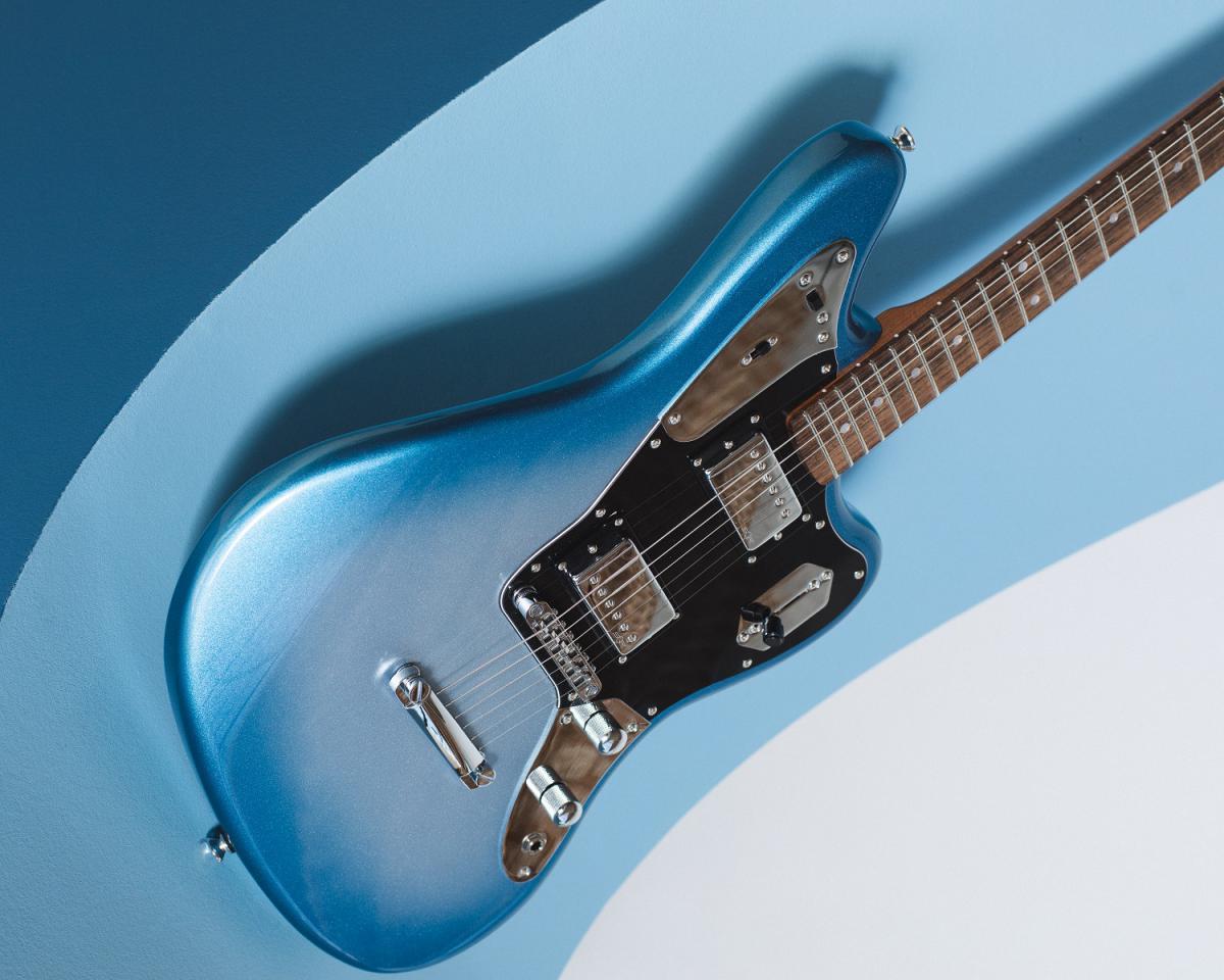 Nieuwe Squier Contemporary gitaren en Fender '68 Custom versterkers