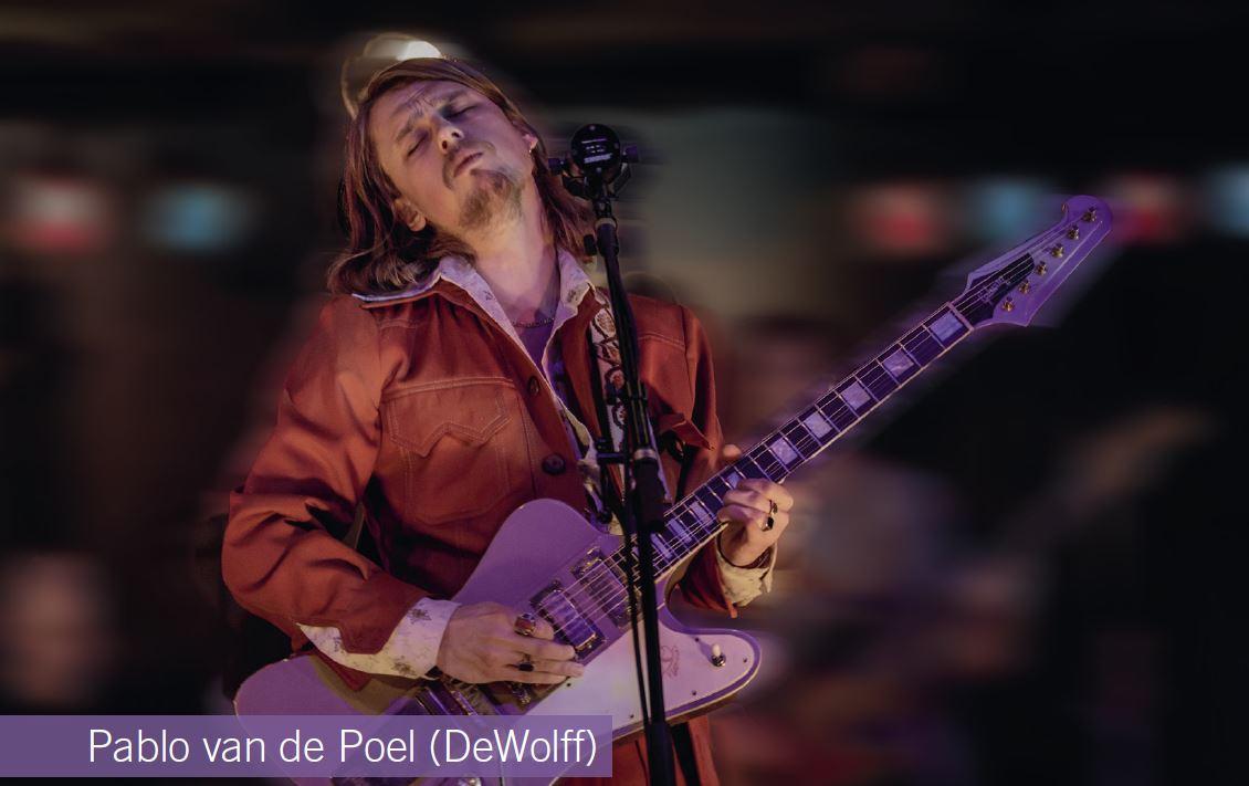 do 29-4 - Testen voor toegang: The Jimi Hendrix Tribute in Q-Factory Amsterdam