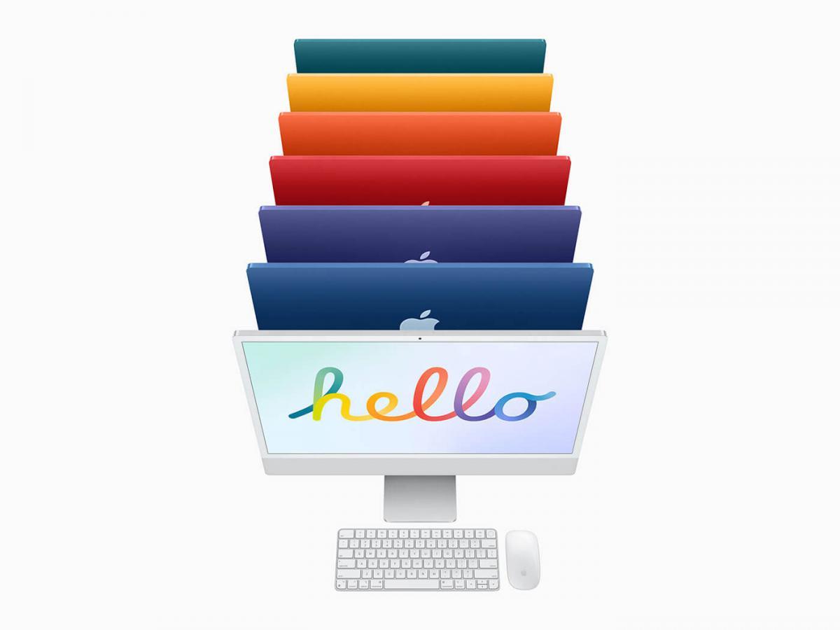 Apple's nieuwe iMac's komen er aan