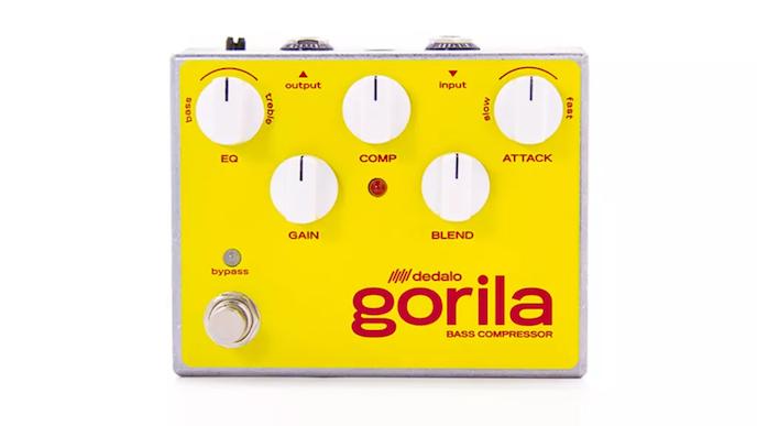 Dedalo FX Gorila Compressor