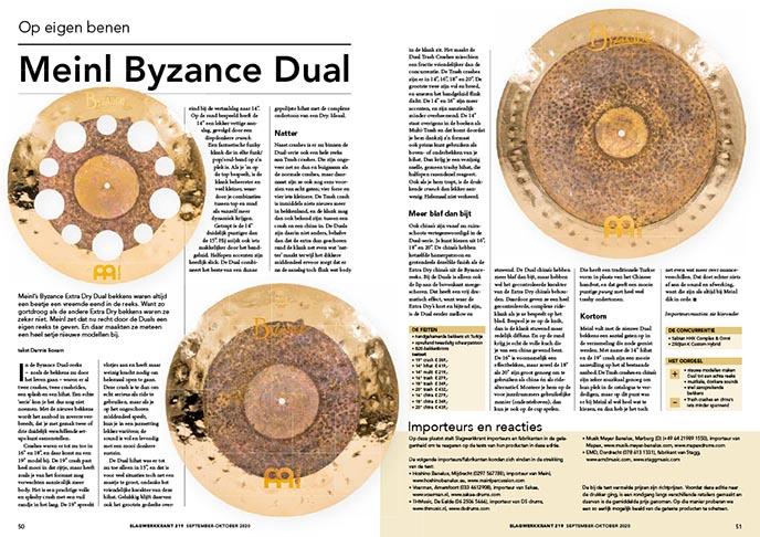 Meinl Byzance Dual