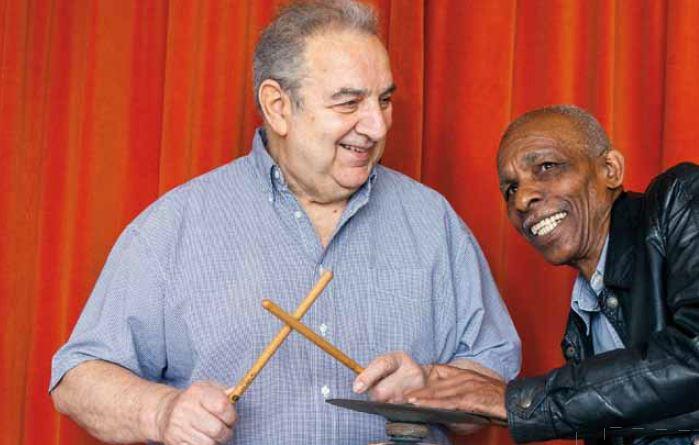 Alberto de Hond, pionier van de latin percussie in Nederland, is overleden