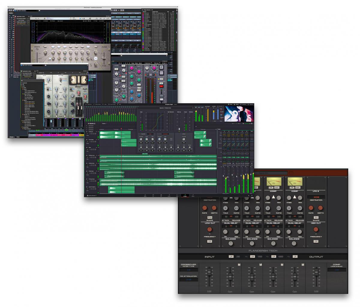 Download nieuwe freeware! Davinci Resolve, Audiogridder, Uraleq