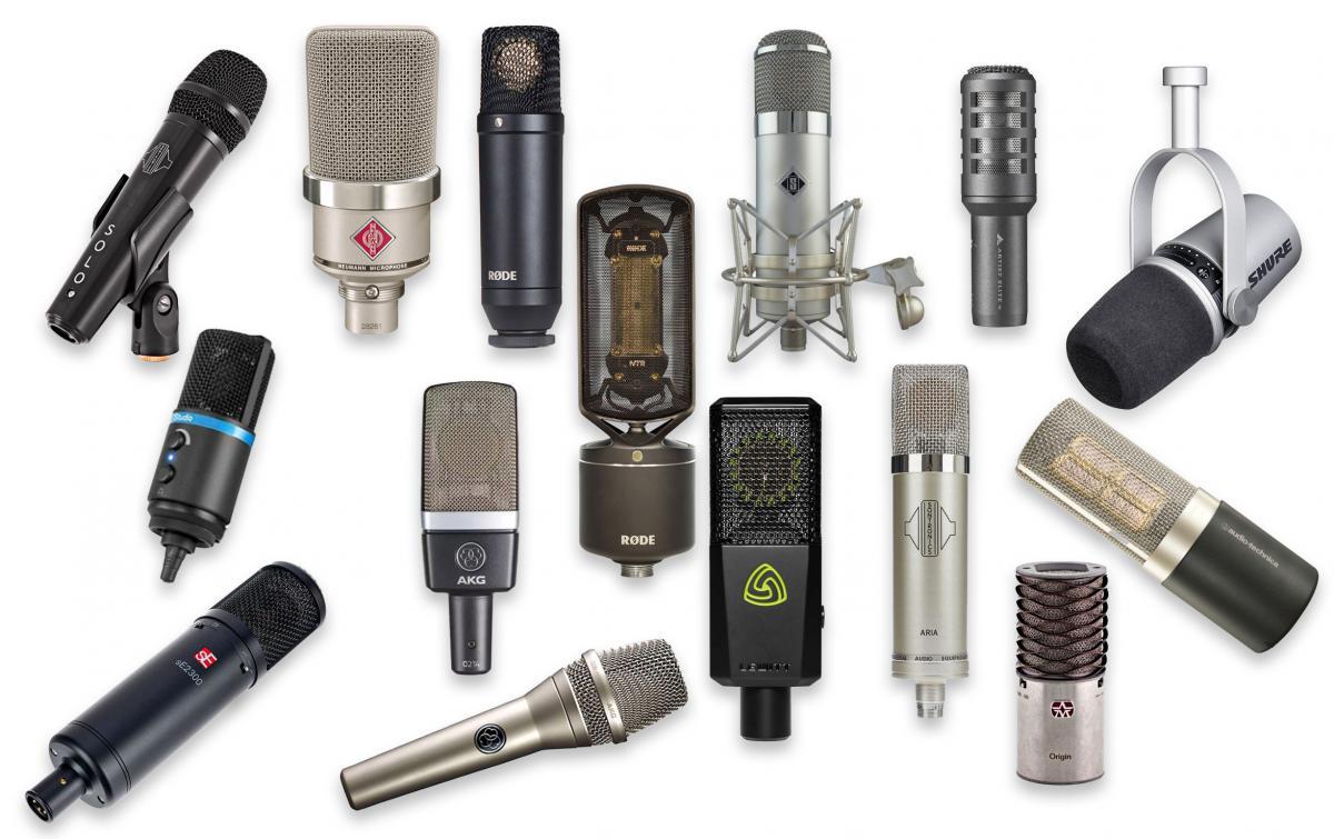 De beste 15 microfoons in 2021