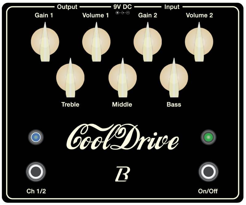 Lex Bos CoolDrive