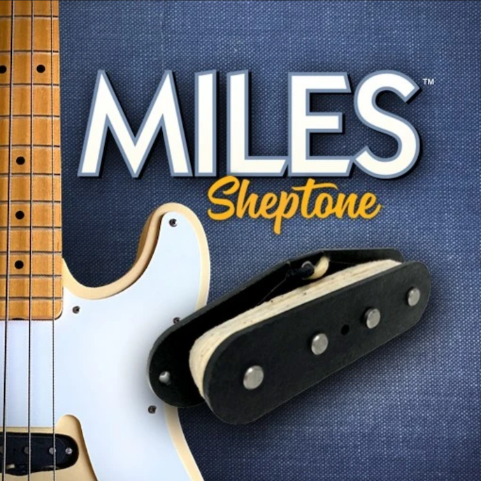 Sheptone P-Bass Pickup