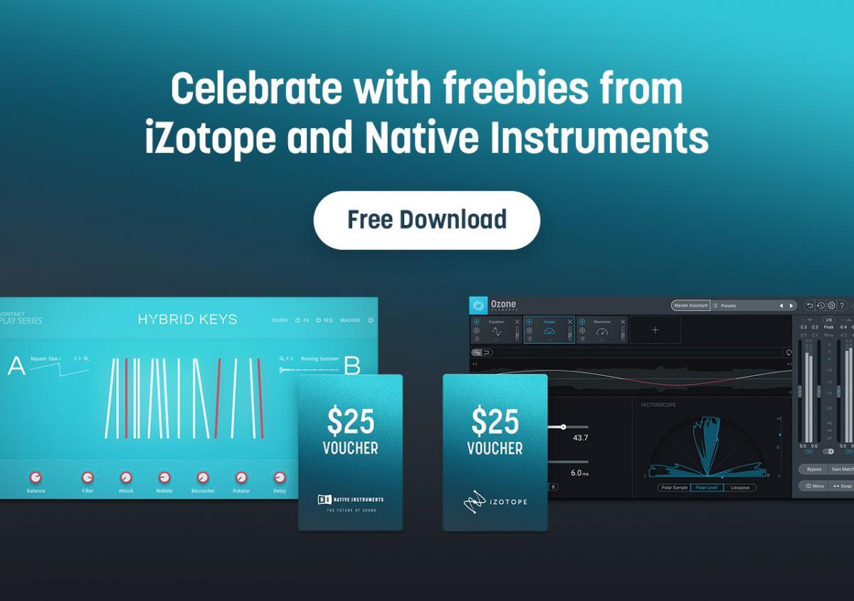 Hybrid Keys en Ozone Elements gratis