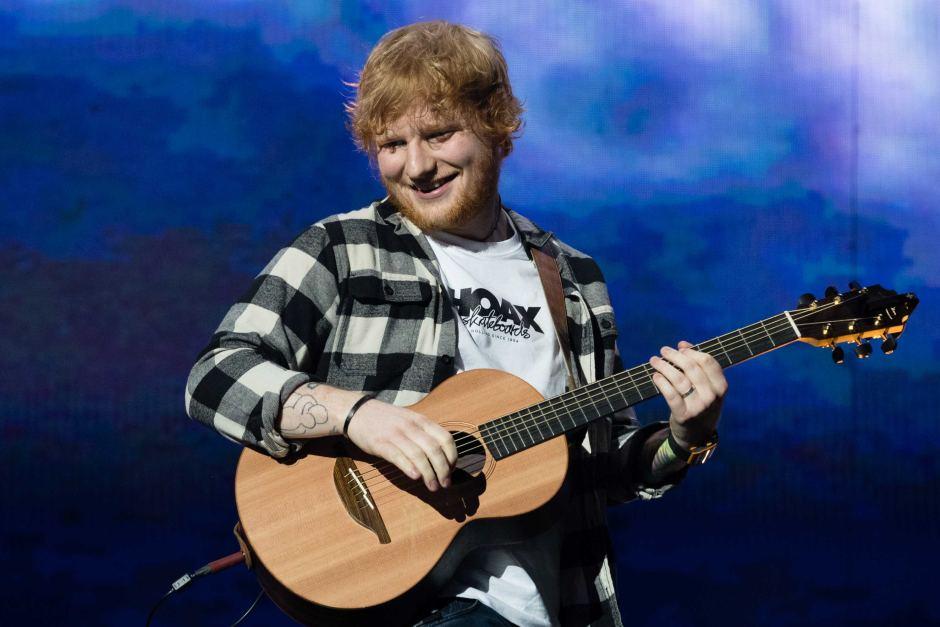 Open podium: Ed Sheeran - Shape Of You
