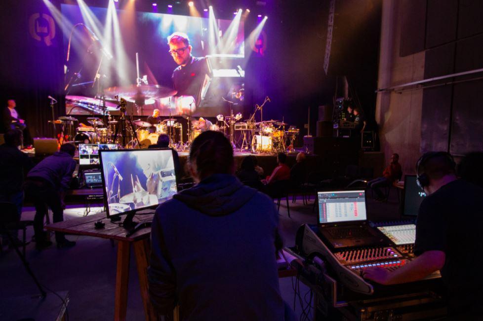 Kijk de Hybrid Drums Experience livestream terug