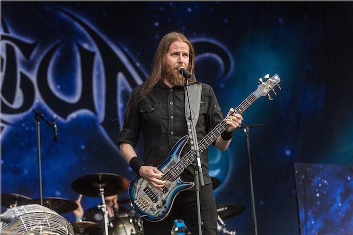 Jukka Koskinen nieuwe bassist Nightwish