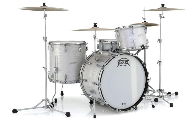 Pearl's President Series Phenolic drums