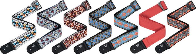 D'Addario Eco-straps