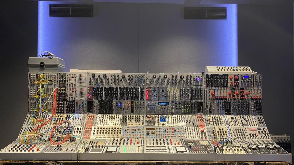 Colin Benders' nieuwe modular