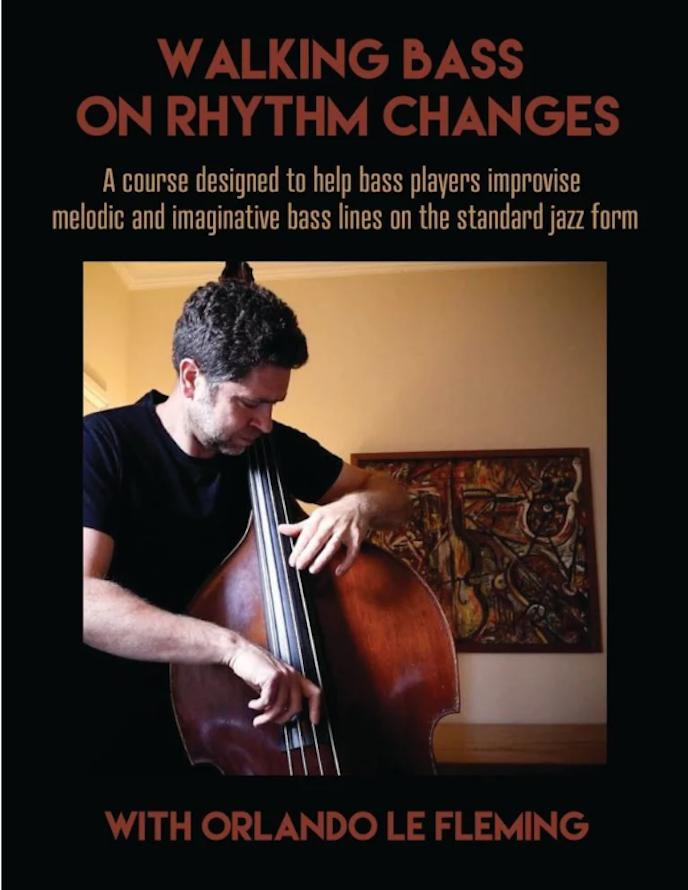 Orlando le Fleming's Rhythm Changes
