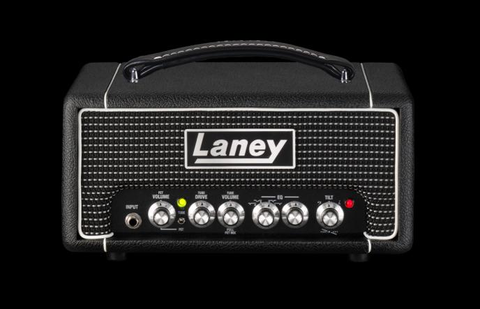 Nieuwe basversterkers van Laney