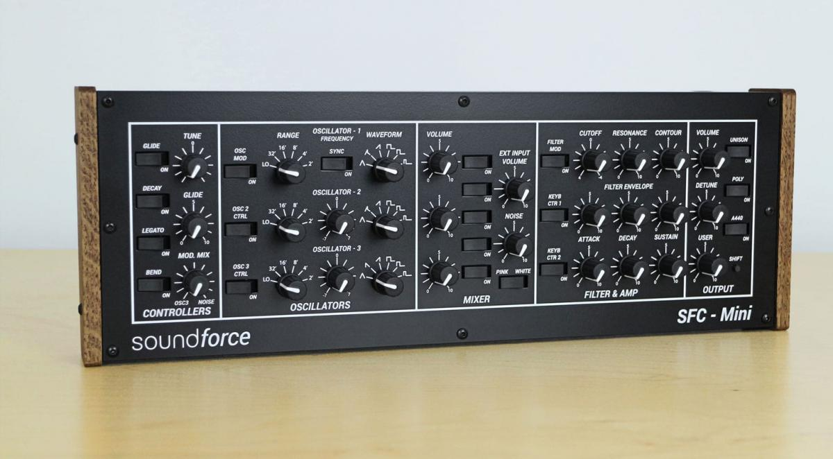 Soundforce SFC-Mini 3