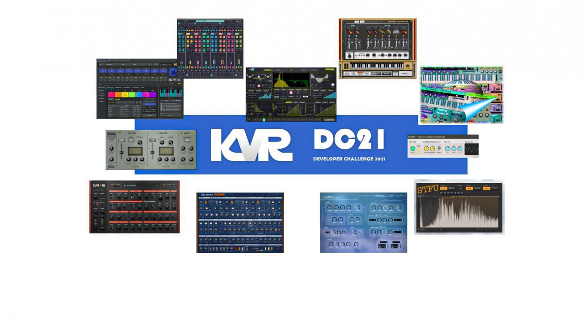 KVR Developer Challenge 2021