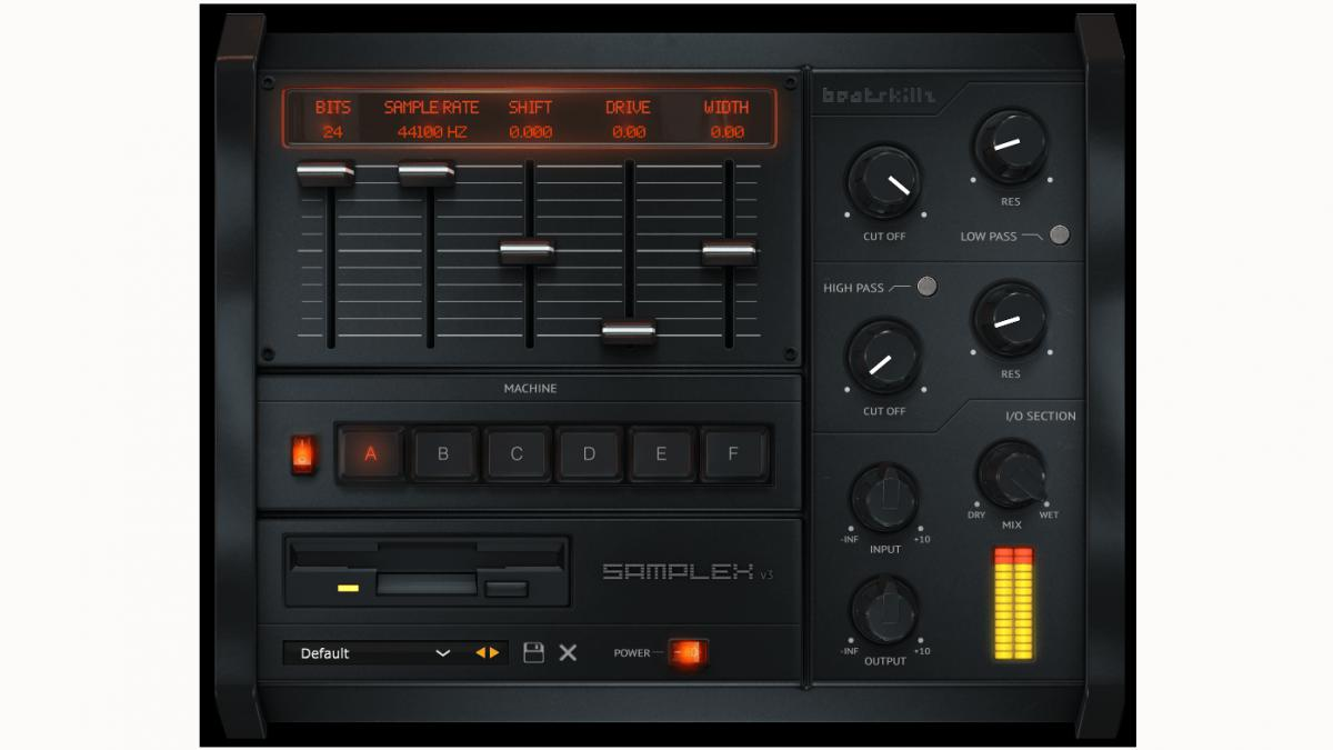 Beatskillz SampleX V3