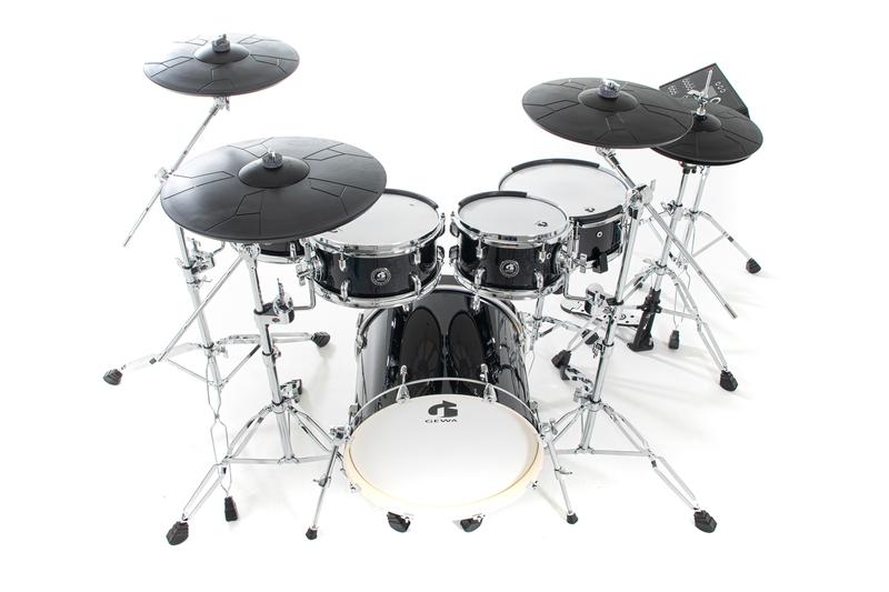 Gewa introduceert de G5 elektronische drumset