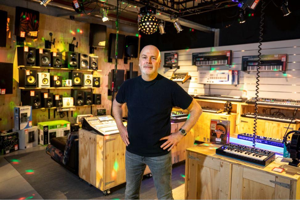 De DJ Gear Shops van Keymusic