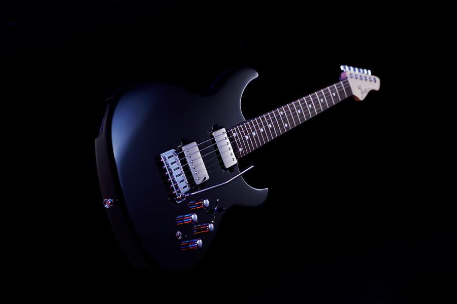 Boss komt met nieuwe synth-gitaar