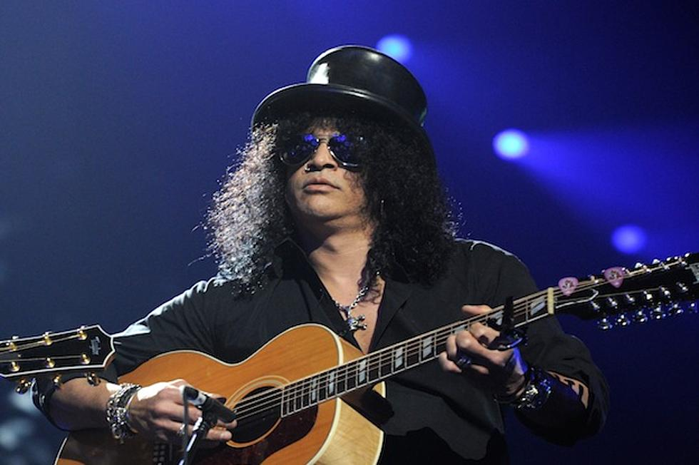 Open podium: Guns N' Roses - Patience