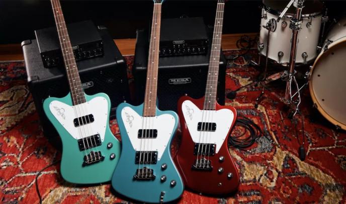 Gibson Non-Reverse Thunderbirds