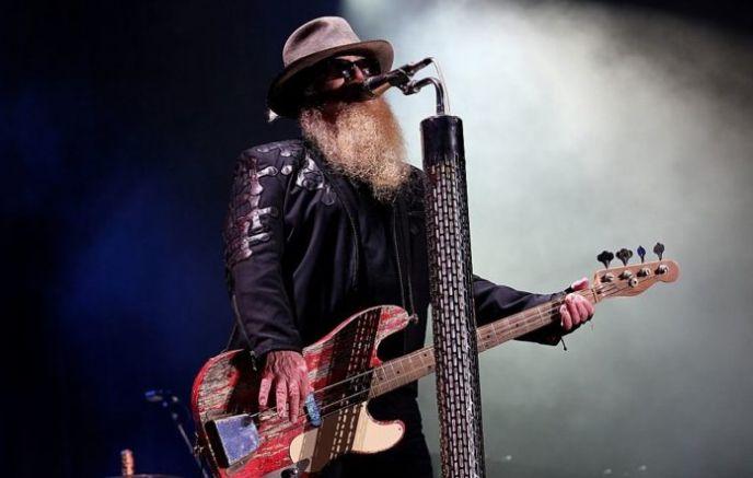 In Memoriam ZZ Top- bassist Dusty Hill