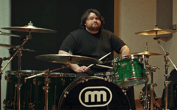 Wolfgang van Halen ook indrukwekkend als drummer