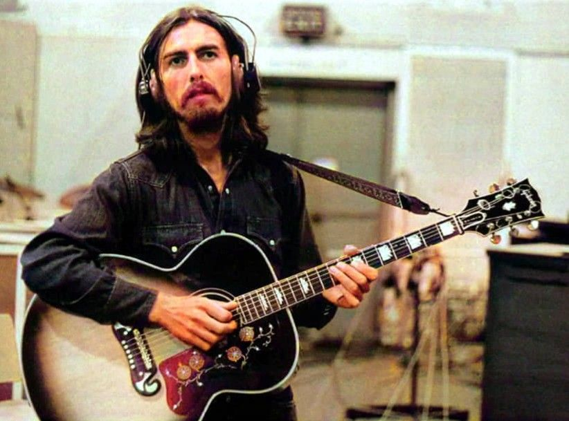 Open podium: George Harrison - My Sweet Lord